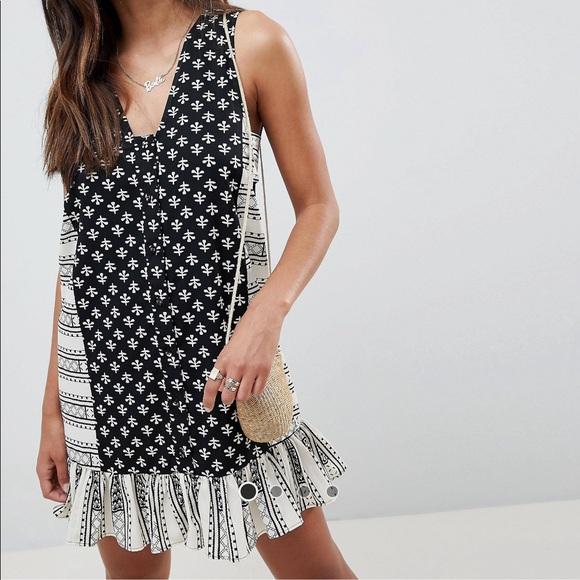 7cd7a510b0c ASOS Dresses   Skirts - NWOT Patterned ASOS dress